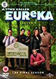 A Town Called Eureka - Season 5 [DVD] [2013]