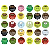 Tea Sampler, K-Cup Portion Pack for Keurig K-Cup Brewers (Pack of 30)
