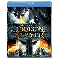 Dawn of the Dragon Slayer [Blu-ray]