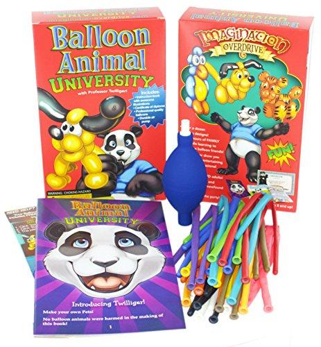 Balloon Animal University Kit 25 Balloons Custom Colors