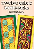 img - for Twelve Celtic Bookmarks (Dover Bookmarks) book / textbook / text book
