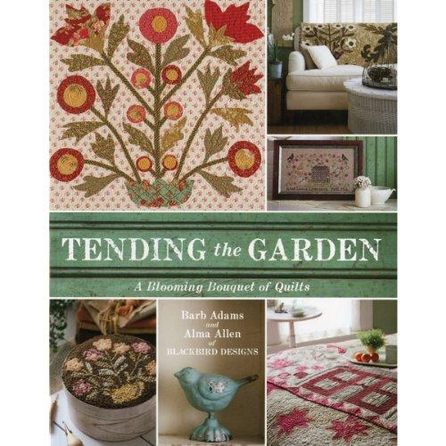 Kansas city star publishing tending the garden home lawn for Blackbird designs tending the garden