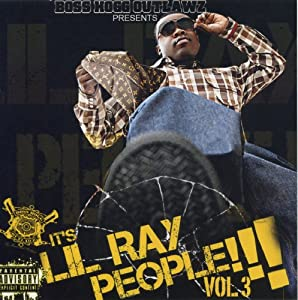 It's Lil Ray People 3