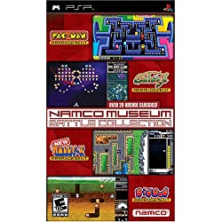 (PSP)NAMCO MUSEUM BATTLE COLLECTION(輸入版:北米版・アジア版・UK版)