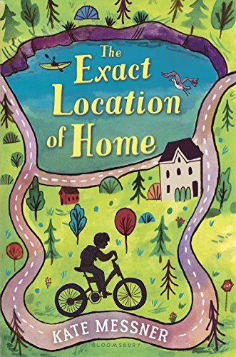 Book Cover: The Exact Location of Home