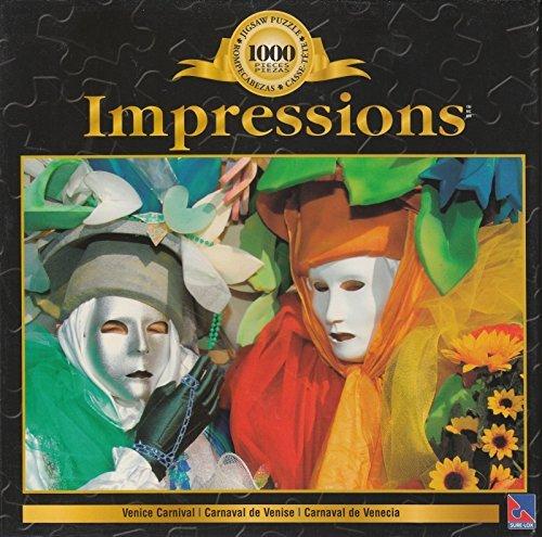 Impressions 1000pc. Puzzle-Venice Carnival