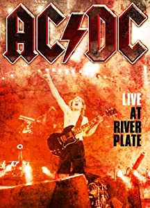 AC/DC Live At River Plate (plus size extra large t-shirt) [DVD] [2011]