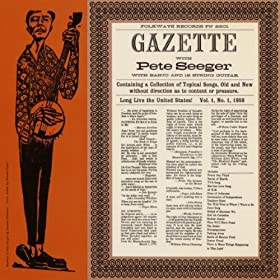 album cover for Gazette, Vol. 1