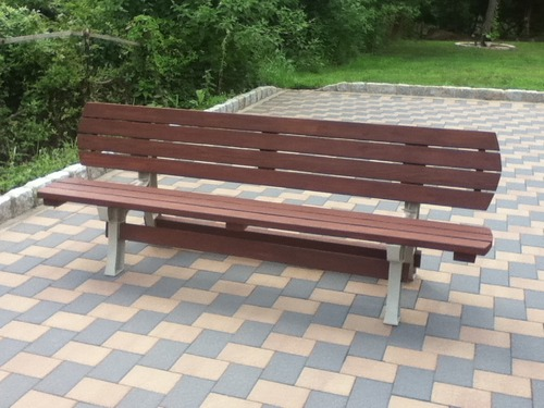Flip Top Benchtable 2x4 Basics Outdoor Yard Patio All Weather Garden Furniture Ebay