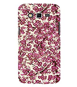 Floral Art 3D Hard Polycarbonate Designer Back Case Cover for Samsung Galaxy Grand Neo Plus :: Samsung Galaxy Grand Neo Plus i9060i