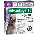Advantage II Flea Control Large Cat (...