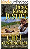 Open Range Justice (Mr. Justice Book 3) (English Edition)