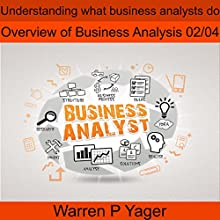 Understanding What Business Analysts Do Audiobook by Warren Yager Narrated by Warren Yager