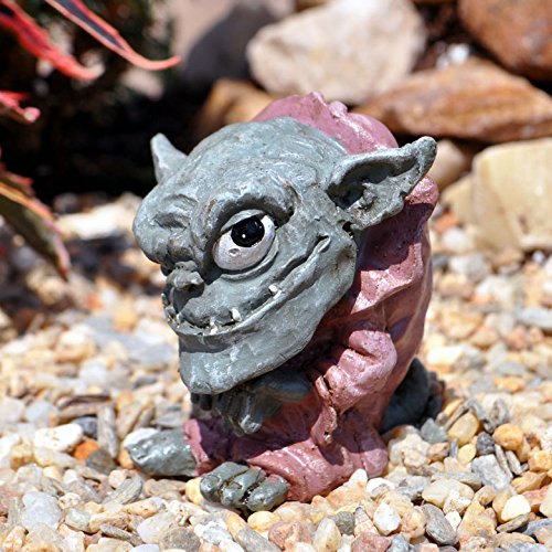Miniature Fairy Garden Griff the Troll