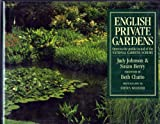 img - for English Private Gardens book / textbook / text book