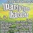 Party Tyme Karaoke: Country Hits 12