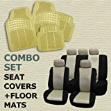 FH-FB060115 + R11305 Combo Set: Beige Airbag Compatible...