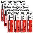 Sharpie Permanent Marker Twin Tip Black