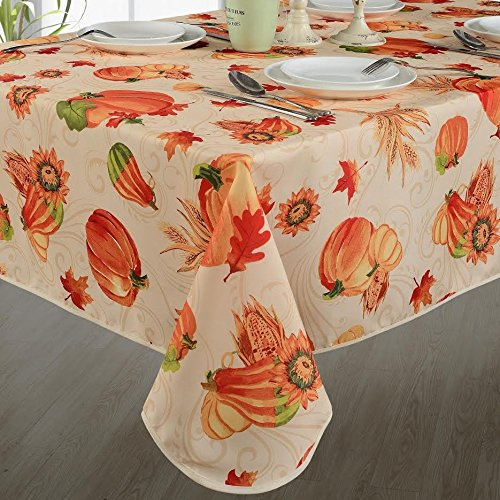 Fall Harvest Tablecloth