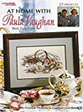 img - for At Home with Paula (Leisure Arts #3084) book / textbook / text book
