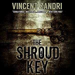 The Shroud Key Audiobook