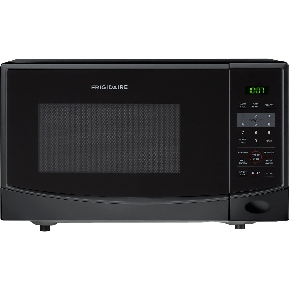 Frigidaire FFCM0934LB 0.9 Cu. Ft. Countertop Microwave - Black