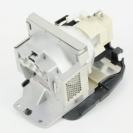 haiwo 5J.07E01.001Projecteur de haute qualité compatible Ampoule de rechange avec boîtier pour projecteur BenQ MP771.