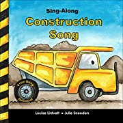 Kids Book: Sing-Along Construction Song (Children's Books for Ages 3-5)