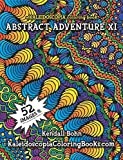 img - for Abstract Adventure XI: A Kaleidoscopia Coloring Book (Volume 11) book / textbook / text book
