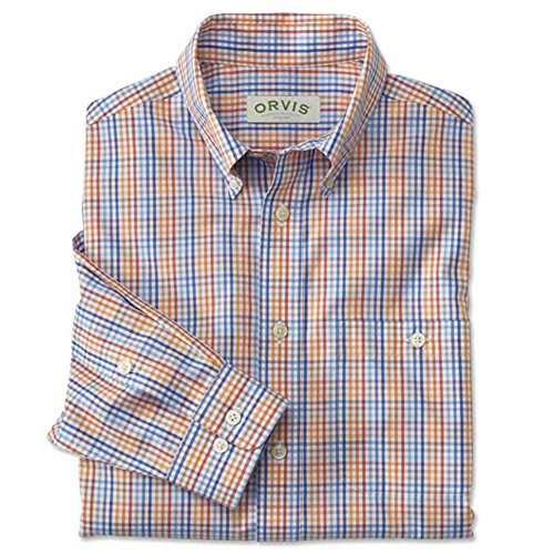 orvis-pure-cotton-wrinkle-free-pinpoint-oxford-shirt-orange-blue-medium