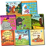 Julia Donaldson Julia Donaldson The Gruffalo Pack Set, 8 Books, RRP: £49.90 (Zog, The Gruffalo,Chocolate Mouse,One Mole Digging A Hole,Hippo Has A Hat,Rosie's Hat, One Ted Falls Out Of Bed,Night Monkey)