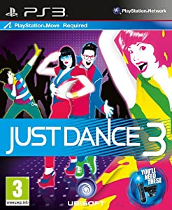 Just Dance 3 Ps3 by Ubisoft
