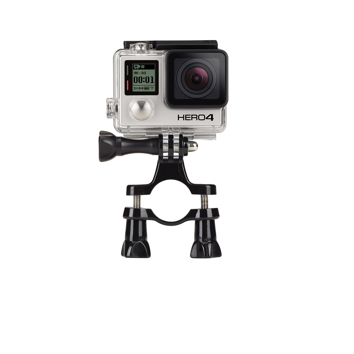 GoPro Handlebar Mount for Motovlogs