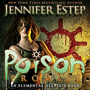 Poison Promise Audiobook