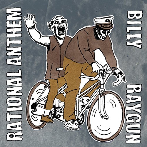 Rational Anthem  –  Billy Raygun – Rational Anthem  –  Billy Raygun – SPLIT – 7INCH VINYL – FLAC – 2010 – FATHEAD