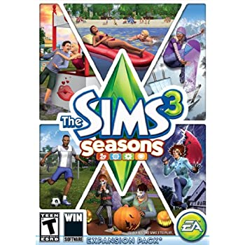 Set A Shopping Price Drop Alert For The Sims 3 Seasons [Online Game Code]