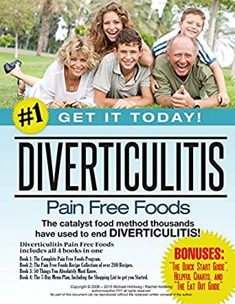 Diverticulitis Pain Free Foods Download