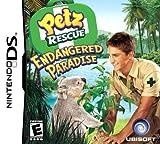 Petz Rescue Endangered Paradise - Nintendo DS