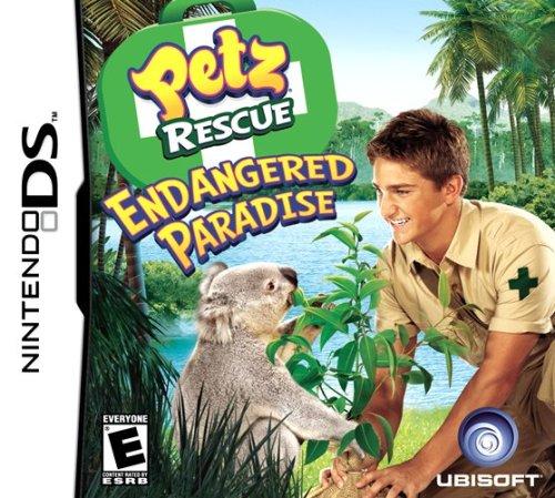 Petz Rescue Endangered Paradise - Nintendo DS - 1