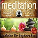 Meditation: Meditation Handbook Guide: A Meditation for Beginners Book: Learn: How to Meditate, Effective Meditation Techniques, Relaxing Meditation Excercises, How to Relieve Stress, and More | Sam Siv