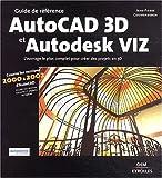 echange, troc Jean-Pierre Couwenbergh - Guide de référence : AutoCAD 3D et Autodesk VIZ, version 2000 à 2002