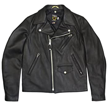 Schott 228US LAMB RIDERS JACKET BLACK