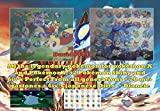 All Legendary Pokemon Shiny and 6 Iv Perfect + Diancie + 28 Megastones