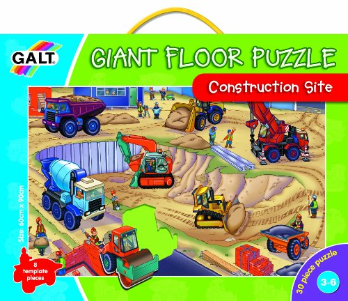Cheap Fun Galt Construction Site Floor Puzzle (B000795MZ2)