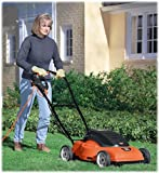 Black & Decker MM575 Lawn Hog 18-Inch 12 Amp Electric Mulching Mower
