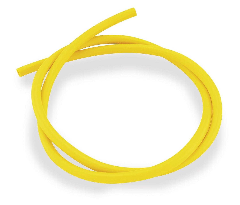 Helix Racing Fuel Line 3/16 IDx5/16 ODx3 Feet Solid Yellow helix
