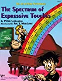 img - for GP413 - The Spectrum of Expressive Touches (Art of Piano Performance) book / textbook / text book