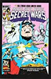 Marvel Super Heroes Secret Wars Comic Book #7