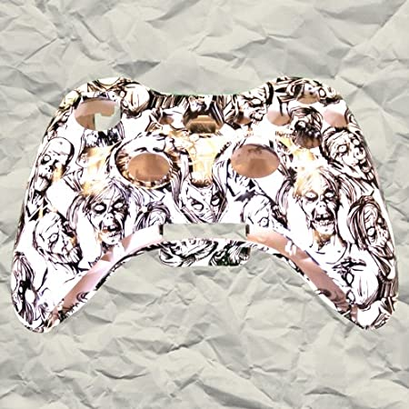 White Zombie XBOX 360 Controller Shell | Controller Mod