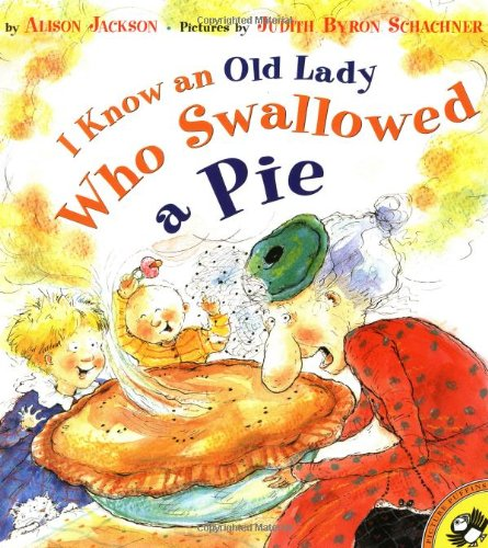 I Know an Old Lady Who Swallowed a Pi